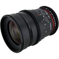 Rokinon 35mm T1.5 Cine Lens for Canon EF
