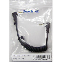 Beachtek SC25 3.5mm to 2.5mm Stereo Output Cable by BeachTek