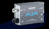 AJA Hi5-Fiber HD Converter by AJA