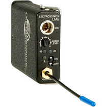 Lectrosonics LMA UHF Beltpack Transmitter - Frequency Block 21