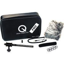 Que Audio DSLR-Video Pro MicrophoneKit Open Box