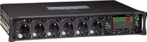 Sound Devices 664 Portable Production Mixer with Integrated Recorder