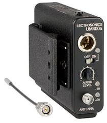 Lectrosonics UM400A Beltpack Transmitter - Frequency Block 20