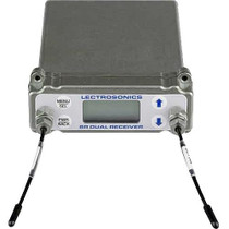 Lectrosonics SRb Dual Channel Camera Slot Receiver - Frequency Block 20
