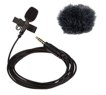 RODE SmartLav+ Lavalier Microphone plus Windshield