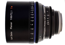 Zeiss Compact Prime CP.2 100mm/T2.1 CF - EF