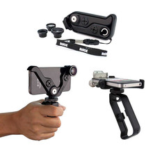 RODEGrip+ Multi-Purpose Mount & Lens Kit for iPhone 4 & iPhone 4S