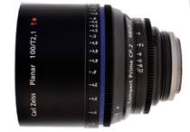 Zeiss Compact Prime CP.2 100mm/T2.1 CF Cine Lens - PL Mount
