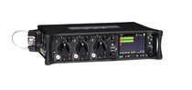 Sound Devices 633 Six-Input Compact Mixer with 10-Track Recorder