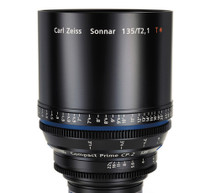 Zeiss Compact Prime CP.2 135mm/T2.1 F Mount