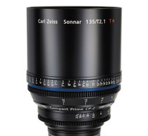 Zeiss Compact Prime CP.2 135mm/T2.1 E Mount
