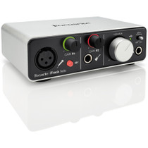 Focusrite iTrack Solo Audio Interface for iPad, PC & Mac