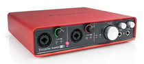 Focusrite Scarlett 6i6 Portable USB Audio Interface