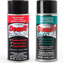 CAIG DeoxIT Bundle - 1x D5 Contact Cleaner & 1x F5 Fader Lube