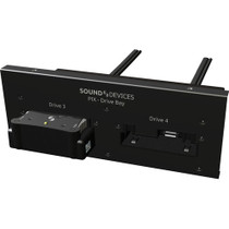 Sound Devices Dual PIX-CADDY Rack Mount Drive Bay for PIX 260i