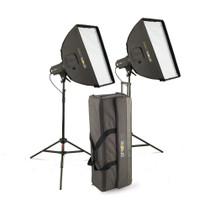 Westcott Strobelite PLUS 2-Light Softbox Kit