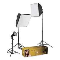 Westcott 403 uLite 3-Light Collapsible Softbox Kit