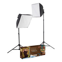 Westcott uLite 2-Light Collapsible Softbox Kit