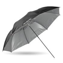 "Westcott 43"" Soft Silver Collapsible Umbrella"