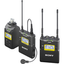 Sony UWP-D16/30 Digital Plug-on & Lavalier Combo Wireless Mic System