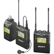 Sony UWP-D16/42 Digital Plug-on & Lavalier Combo Wireless Mic System