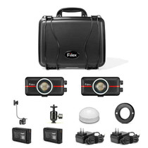 Fiilex M221 (Go2) Lighting Kit (2x-P100)