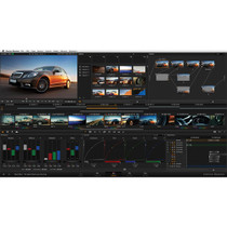 Blackmagic Design DaVinci Resolve 9.0 Color Correction Software