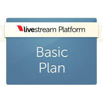 Livestream Platform Basic Service Yearly Plan