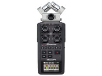 Zoom H6 Portable Six Track Handy Recorder