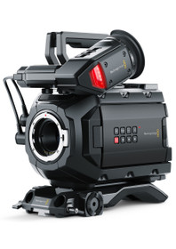 Blackmagic Design URSA Mini 4K EF (CINECAMURSAM40K/EF) Right Angle
