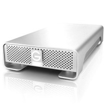 G-Tech 2TB Gen 5 G-DRIVE USB 3.0 with FireWire 800 Interfaces and SATA II 7200RPM Disk Drives