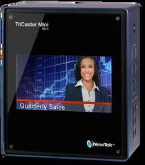 NewTek TriCaster Mini Bundle - includes TriCaster Mini