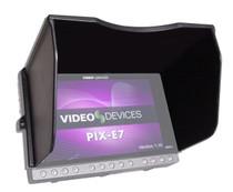 Video Devices PIXE7 HOOD Sun hood for PIX-E7 Portable video recording monitors