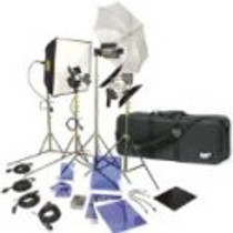 Lowel DVcreator Kit 55 (with soft case and lamps) by Lowel