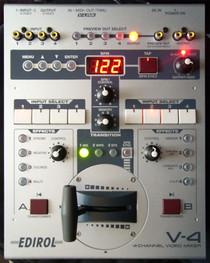 Roland V4 Mixer