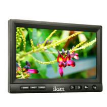 Ikan V-8000HDMI-P-DK 8in LCD Monitor Deluxe Kit