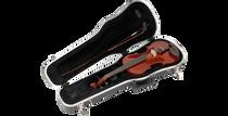 """SKB-1SKB-234 Violin 3/4 / 13"""" Viola Deluxe"""