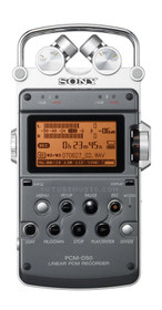 Sony PCM-D50 Stereo Audio Recorder