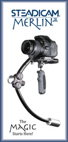 Steadicam Merlin 2 Camera Stabilizing System