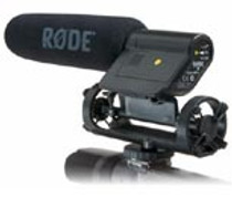 RODE VideoMic side