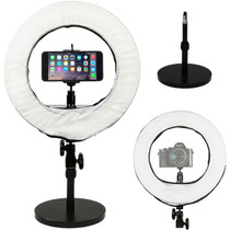 """Prismatic 14"""" Mini Halo Ring Light (25% OFF) with FREE Weighted Light Stand"""