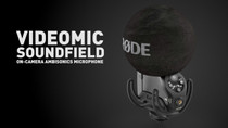 RODE VideoMic SoundField On-camera Ambisonic Microphone