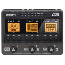 Zoom ZG3 USB Guitar Effects Console
