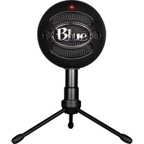 Blue Snowball iCE USB Condenser Microphone (Black)