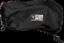 Vortex Media SJ-L-B Standard Storm Jacket - Large Black