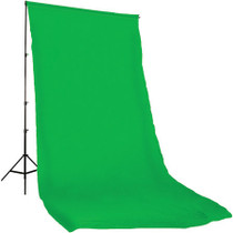 PhotoFlex DP-MCK007A Backdrop 10x12ft Chroma Green