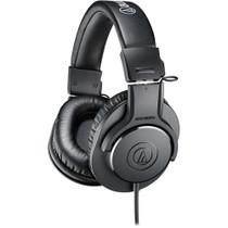 Audio Technica ATH-M20X Closed-back dynamic monitor headphones