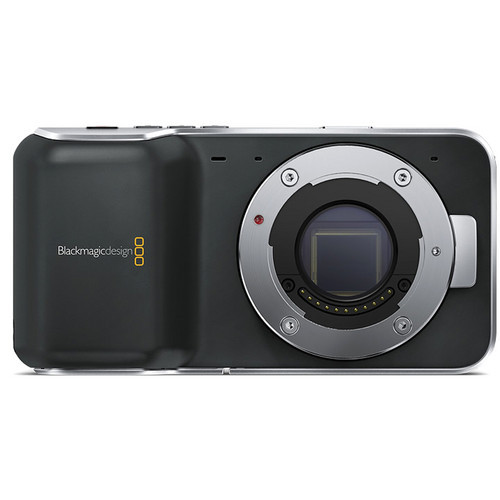 Blackmagic Design Pocket Cinema Camera Classic View