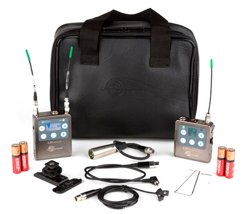 Lectrosonics ZS-LRLT (L-Series Kit)