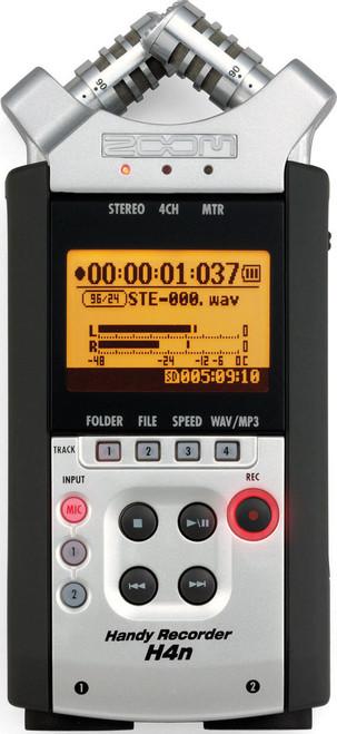 Zoom H4n 4 Track Digital Recorder by Zoom